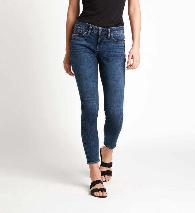 Suki Mid Rise Skinny Jeans