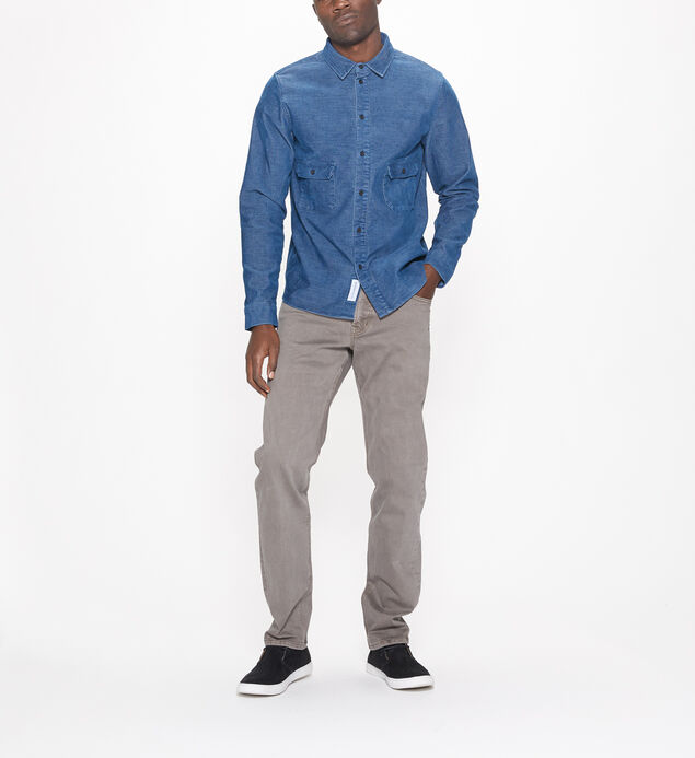 Eddie Relaxed Fit Tapered Leg Pants
