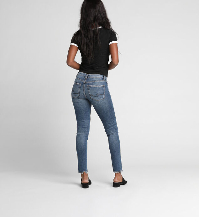 Avery High Rise Skinny Leg Jeans, , hi-res