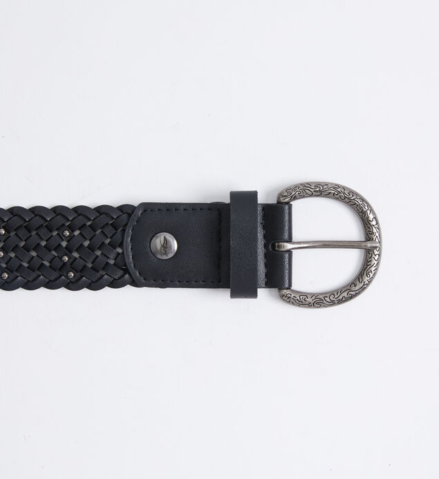 Womens Braided Belt