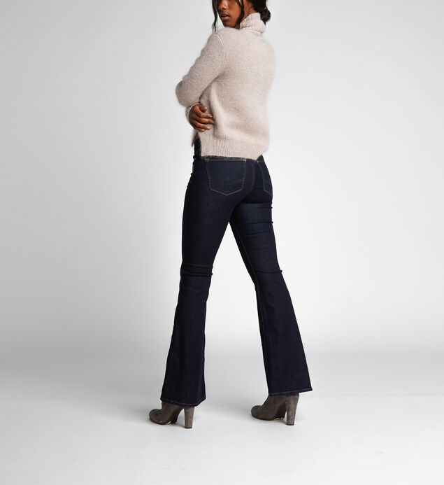 Mazy High-Rise Flare Jeans, , hi-res