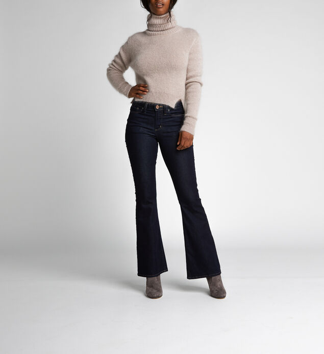 Mazy High Rise Flare Jeans