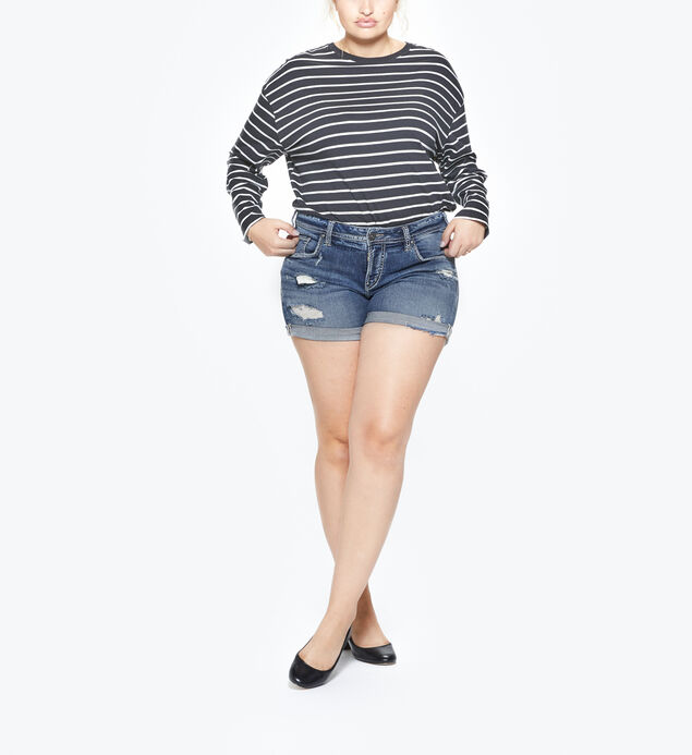 Sam Short Dark Wash