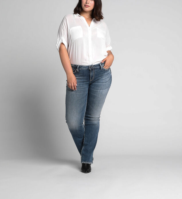 Plus Size Tall | Silver Jeans