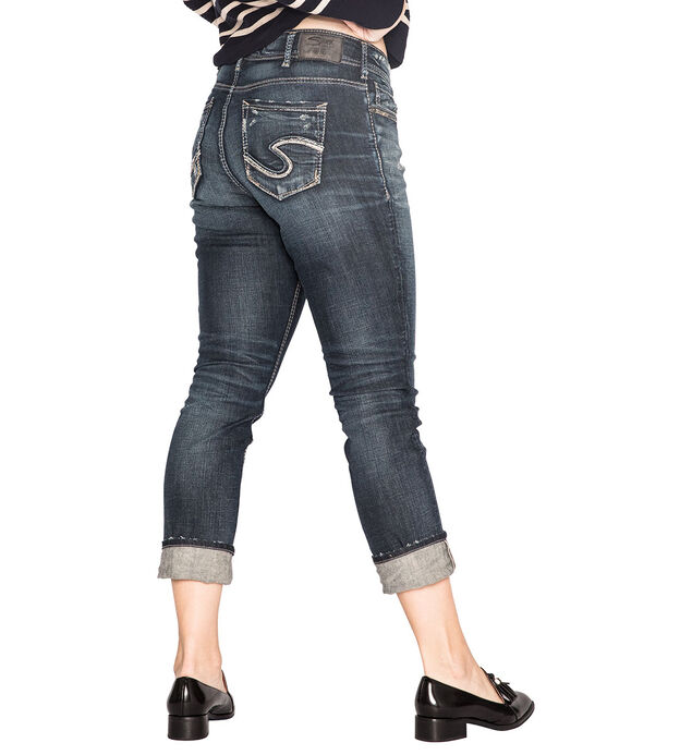 Suki Ankle Slim Dark Wash, , hi-res