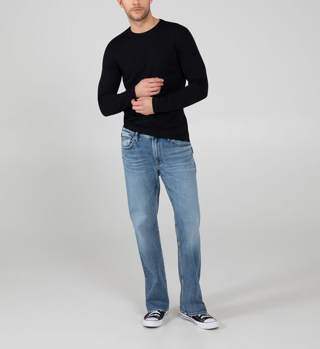 Craig Easy Fit Bootcut Jeans