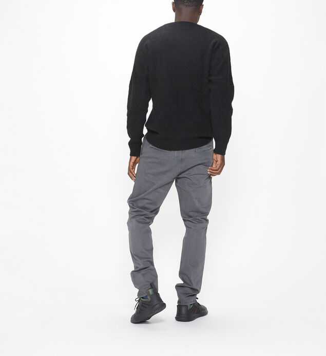 Fowler Tapered Leg Pant, Charcoal, hi-res