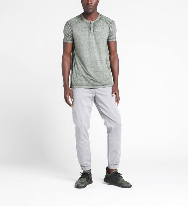 Koby Short-Sleeve Henley