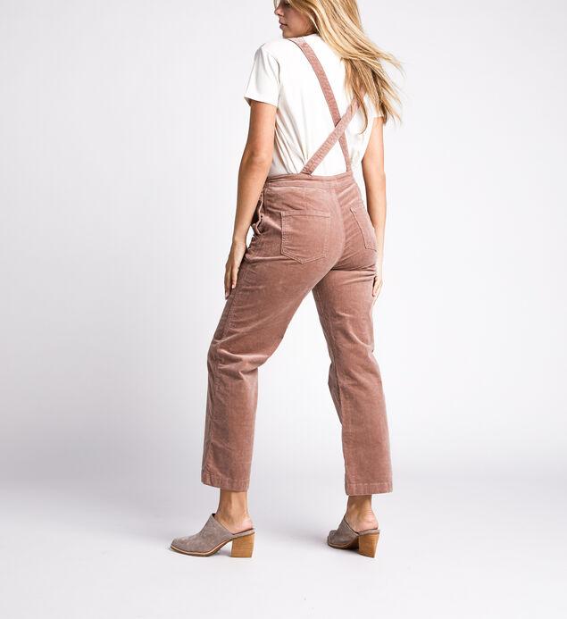 Overall Straight Leg Pants, Blush, hi-res