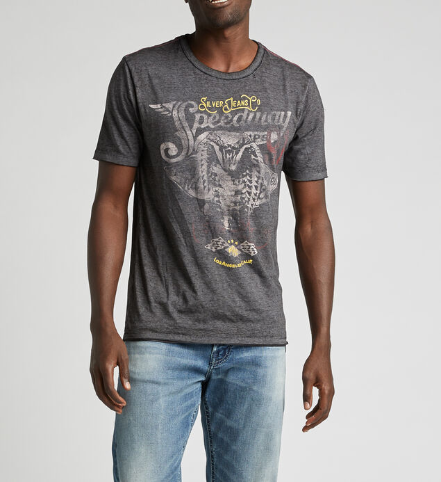 Dacca Burnout Graphic Tee