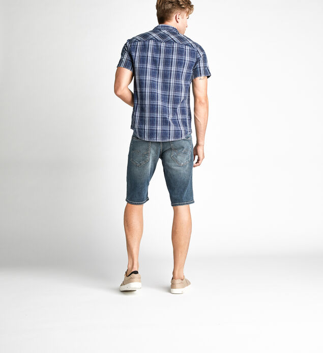 Colter Short-Sleeve Classic Shirt, , hi-res