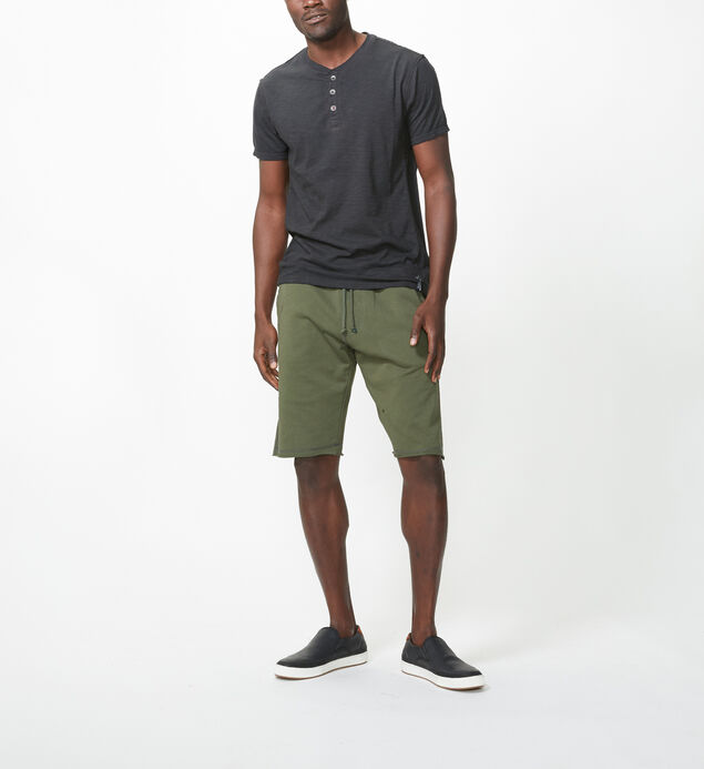 Jeremy Knit Jogger Shorts