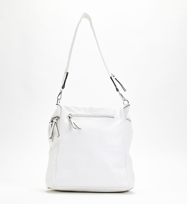 Zip-Around Shoulder Bag, , hi-res