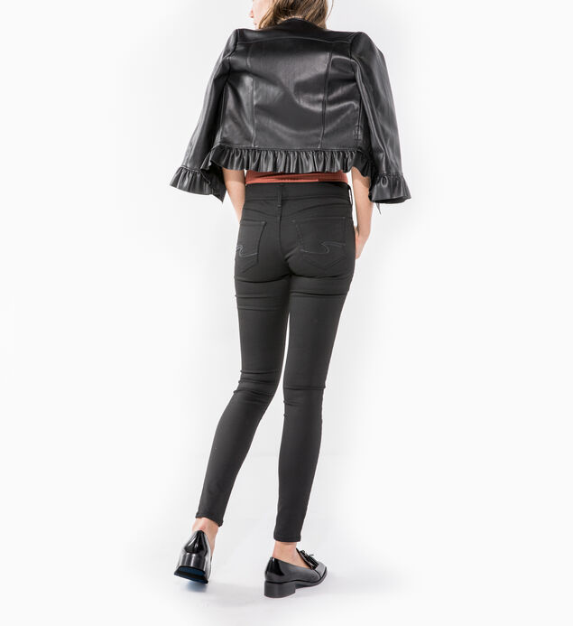 Suki Super Skinny Black Wash, , hi-res