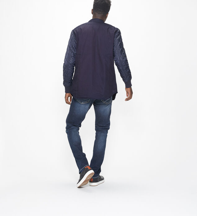 Konrad Slim Leg Dark Wash, , hi-res