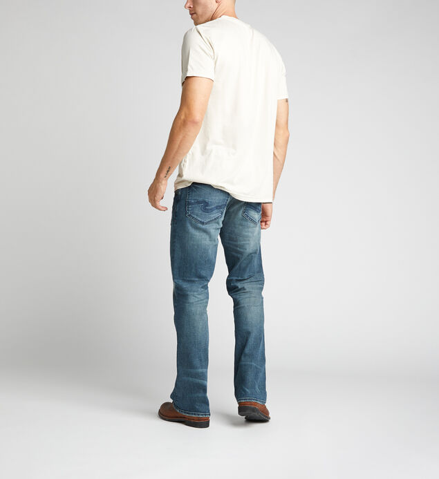 Craig Easy Fit Bootcut Jeans, , hi-res