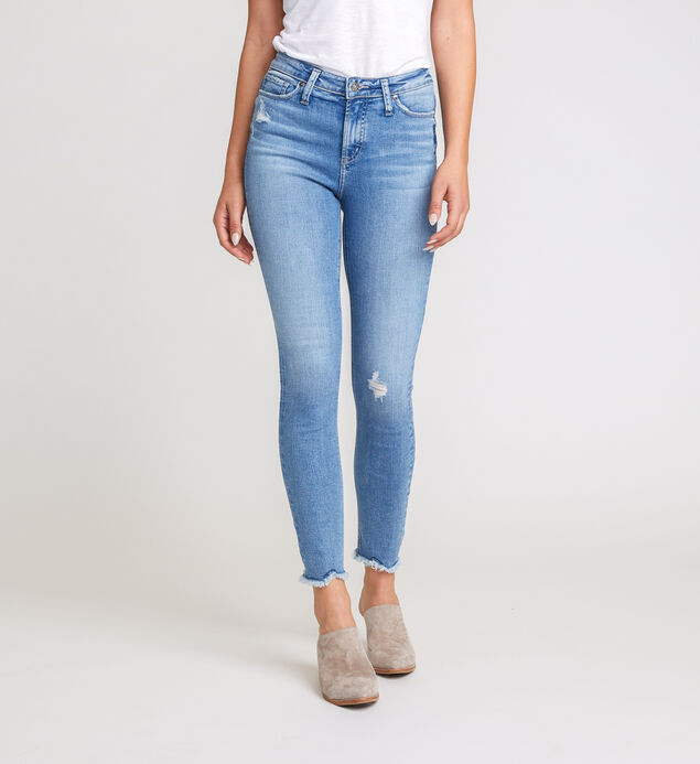 High Note High Rise Skinny Jeans
