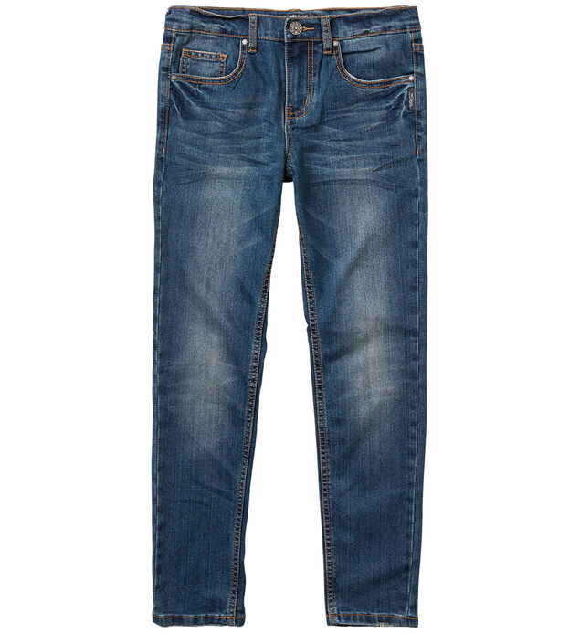 Zane Bootcut Jeans in Medium Wash (7-16)