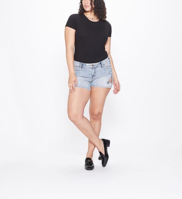 Aiko Mid Rise Short Plus Size