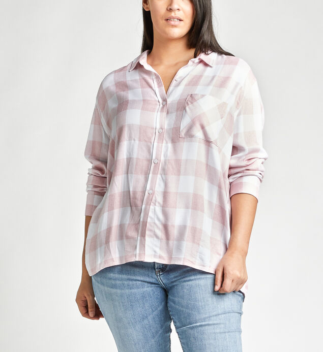 Sammy Plaid Button-Down Shirt