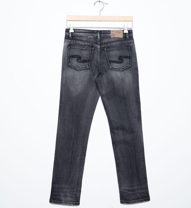 Nathan Skinny Jeans in Grey Wash  (7-16), , hi-res