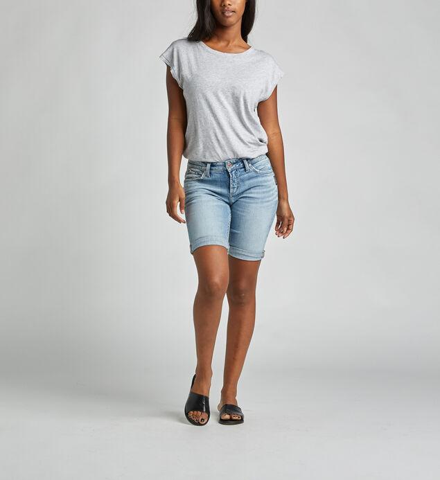 Suki Mid Rise Bermuda Short