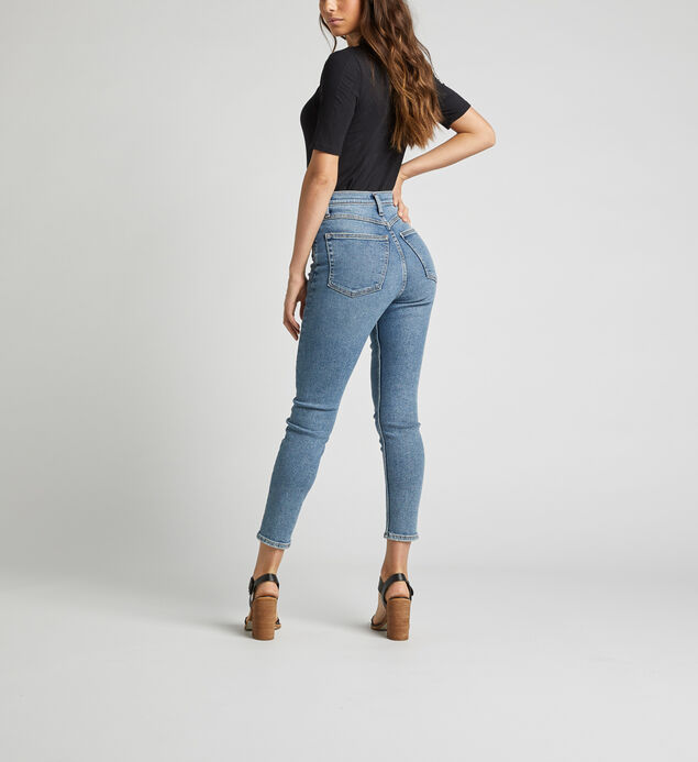 Ode To 80s High Rise Skinny Leg Jeans, , hi-res