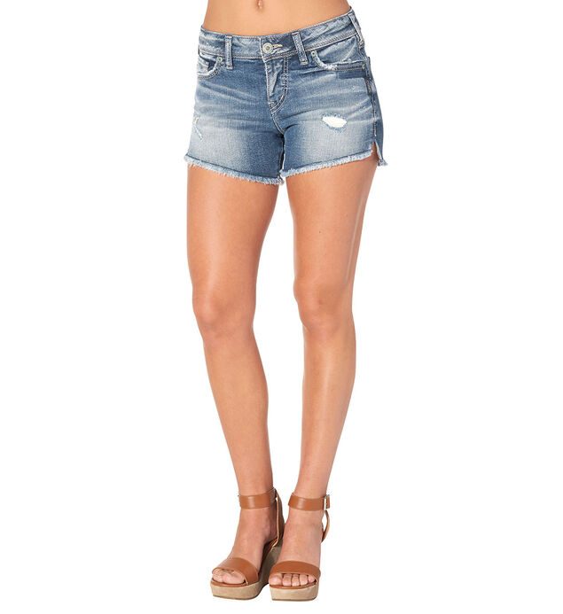 Berkley Short Medium Wash
