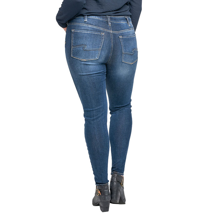 Bleecker Jegging Dark Wash, , hi-res