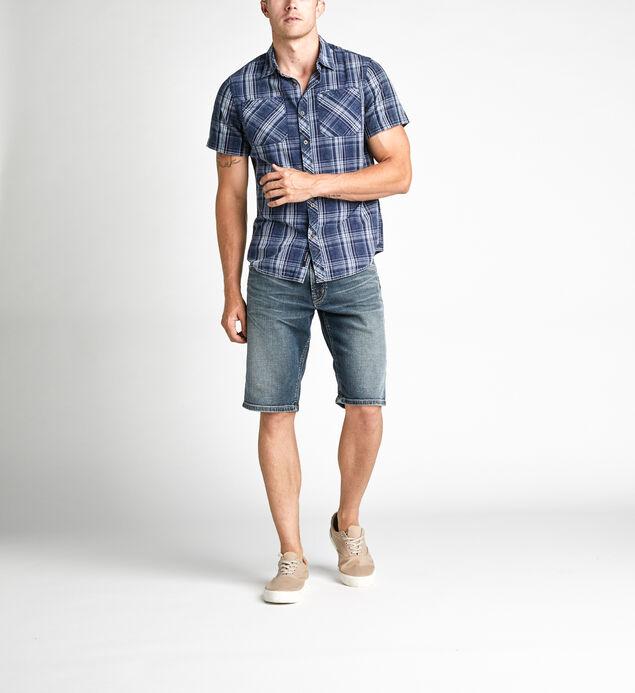 Colter Short-Sleeve Classic Shirt, , hi-res
