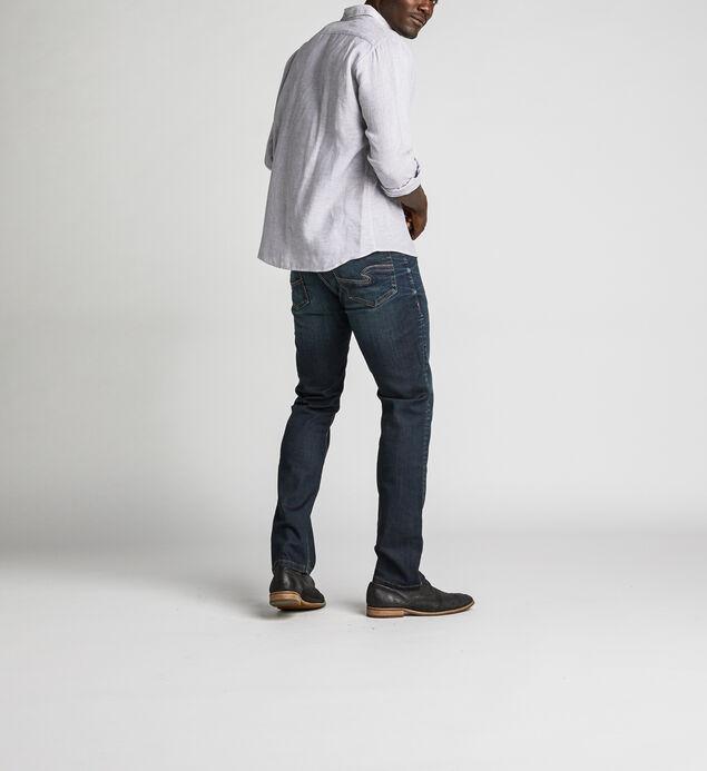 Konrad Slim Jeans, , hi-res