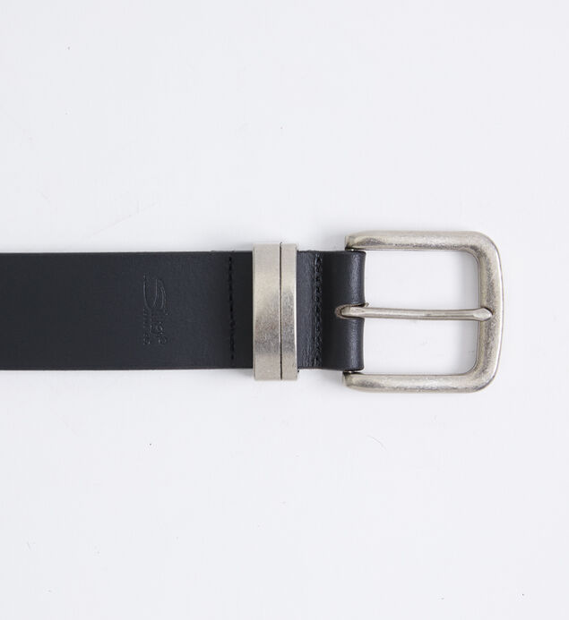 Classic Leather Mens Belt