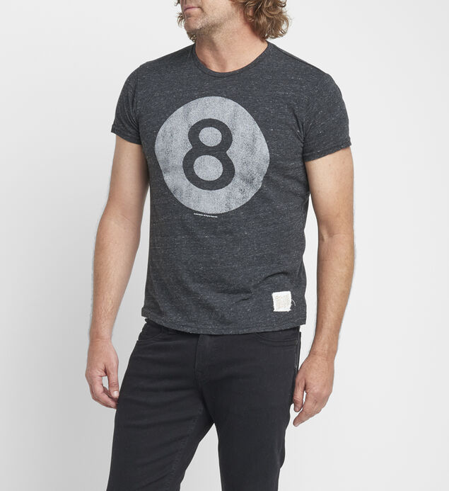 8 Ball Graphic Tee