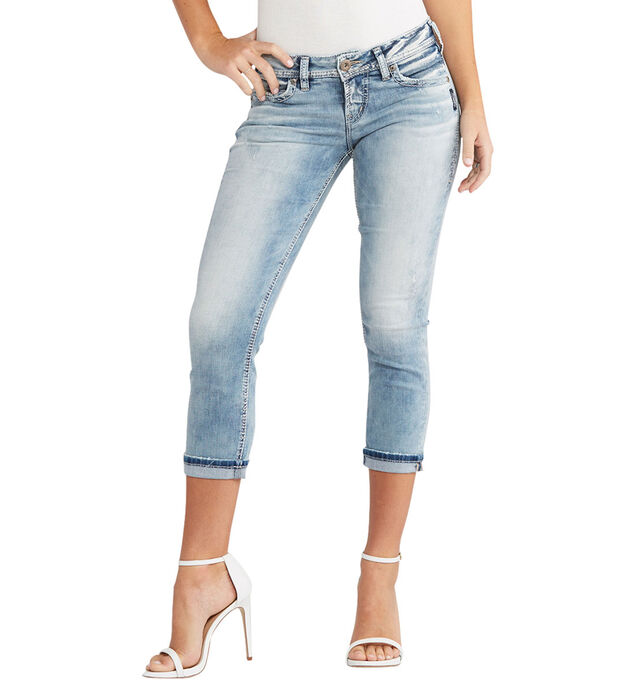 Berkley  Capri Light Wash