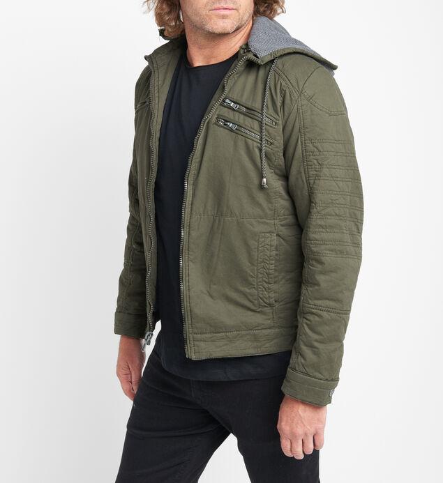 Brendon Sherpa-Lined Jacket