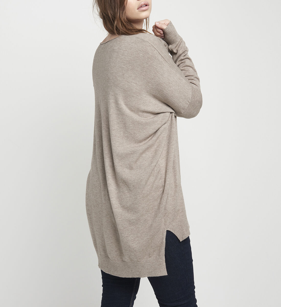 Devon Sweater Back