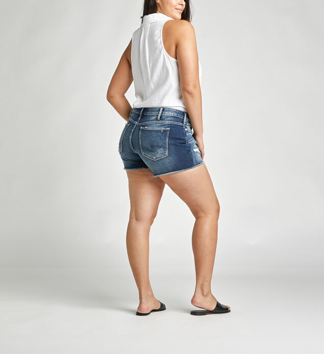 Suki Mid Rise Short Plus Size, , hi-res