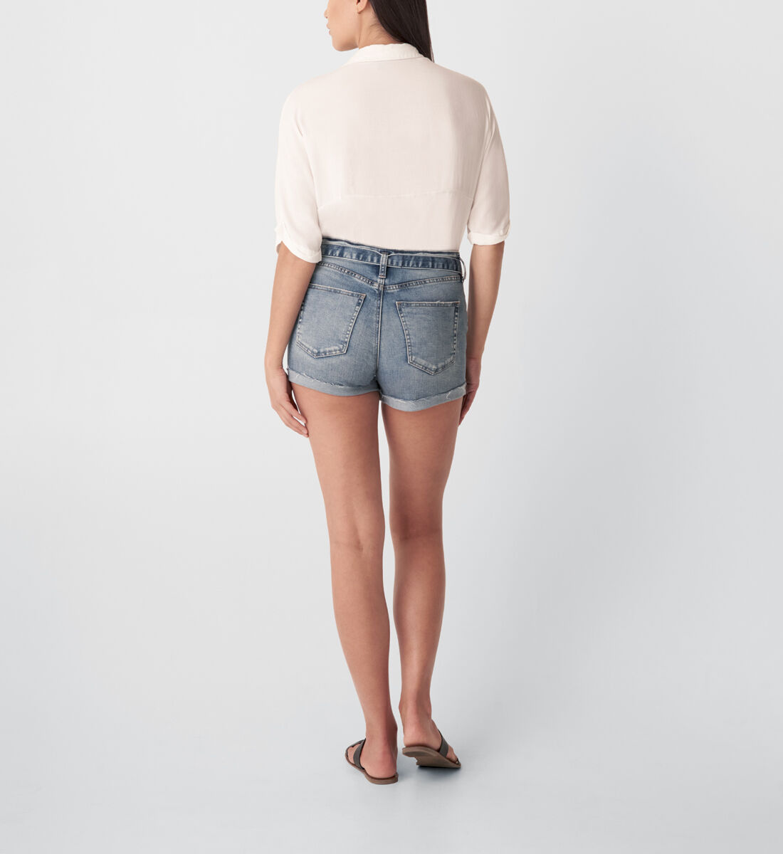 Sure Thing High Rise Short Back