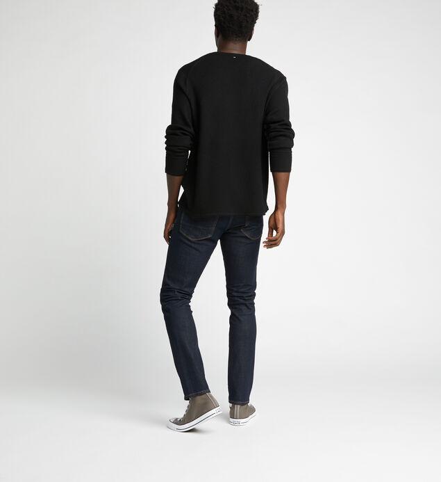 Ashdown Classic Slim Jeans, Indigo, hi-res
