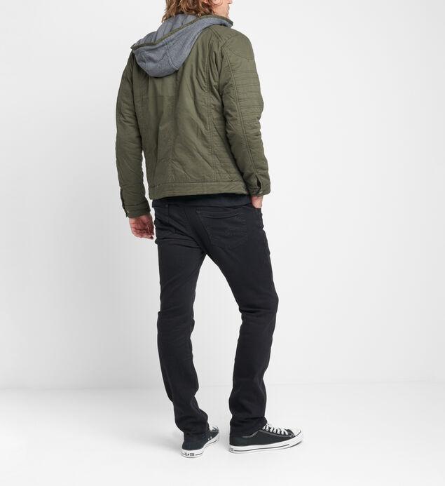 Brendon Sherpa-Lined Jacket, , hi-res