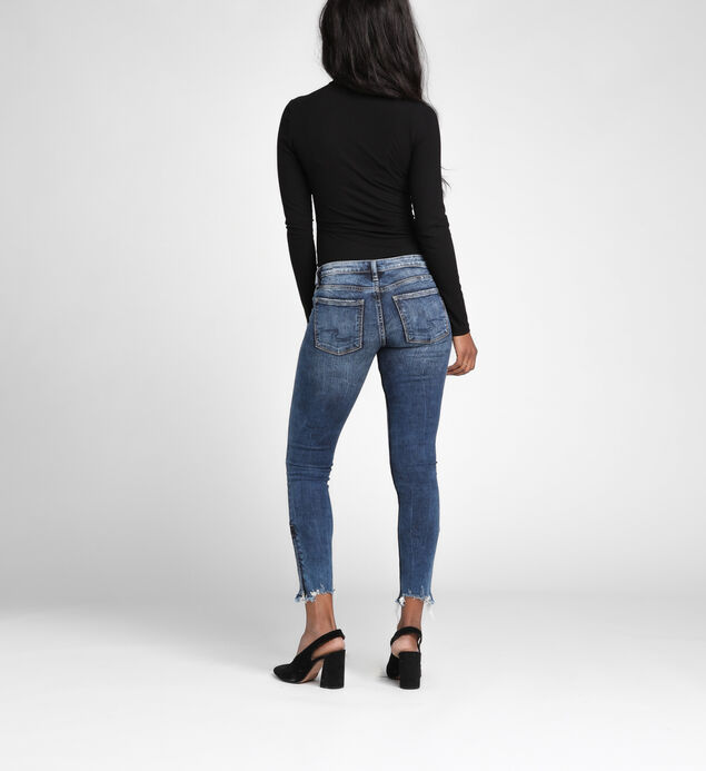 Tuesday Low-Rise Ankle Skinny Zip Jeans, , hi-res
