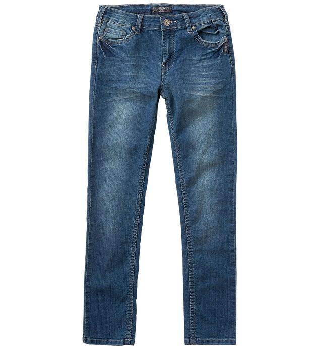 Sasha Skinny Jeans in Dark Wash (4-7)