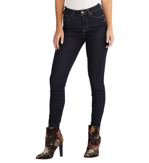 Robson Jegging Dark Wash