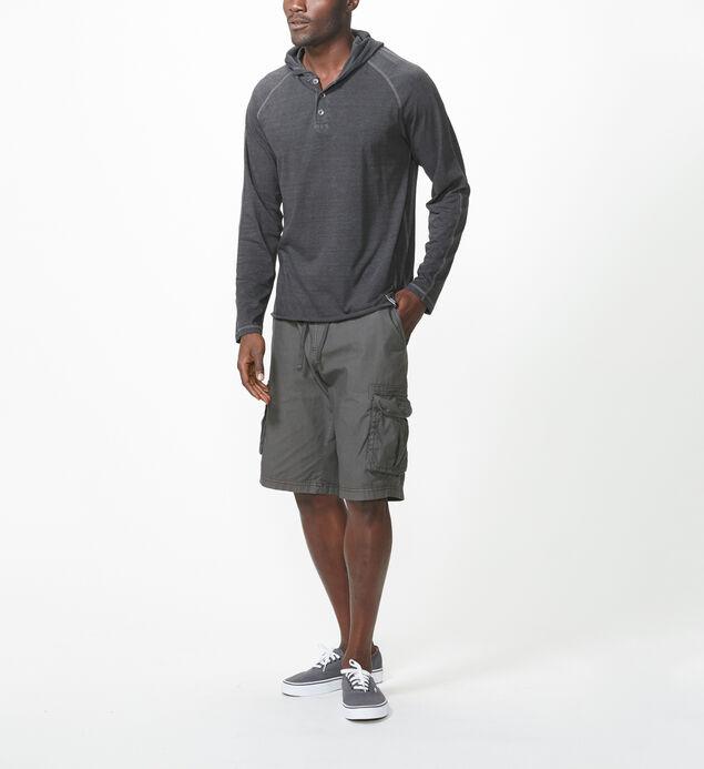 Ryan Cargo Shorts, Vintage Black, hi-res