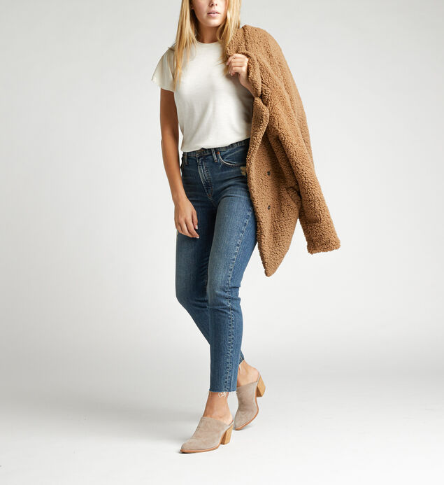 Frisco High Rise Skinny Jeans