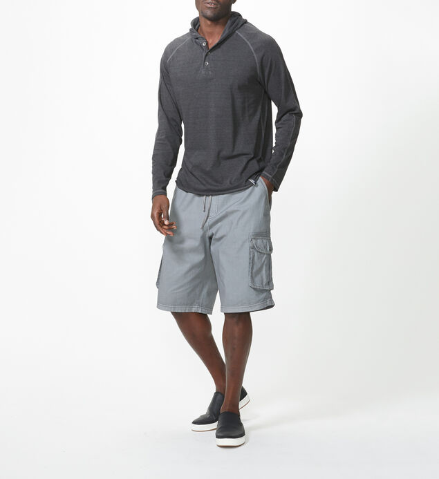 Ryan Cargo Shorts, Slate, hi-res
