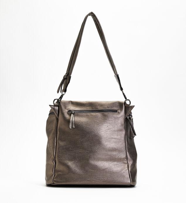 Zip-Around Shoulder Bag, , hi-res