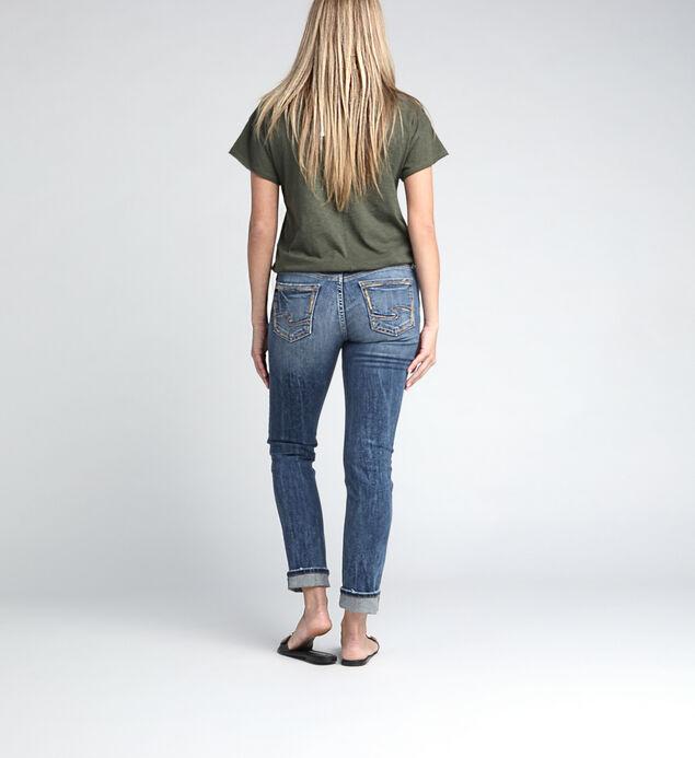 Suki Mid Rise Slim Leg Jeans, , hi-res