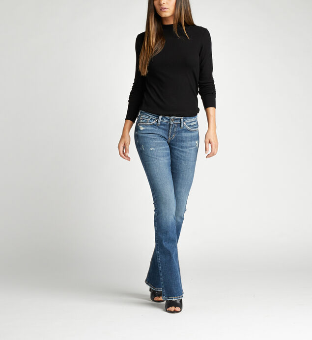 Tuesday Low Rise Bootcut Jeans