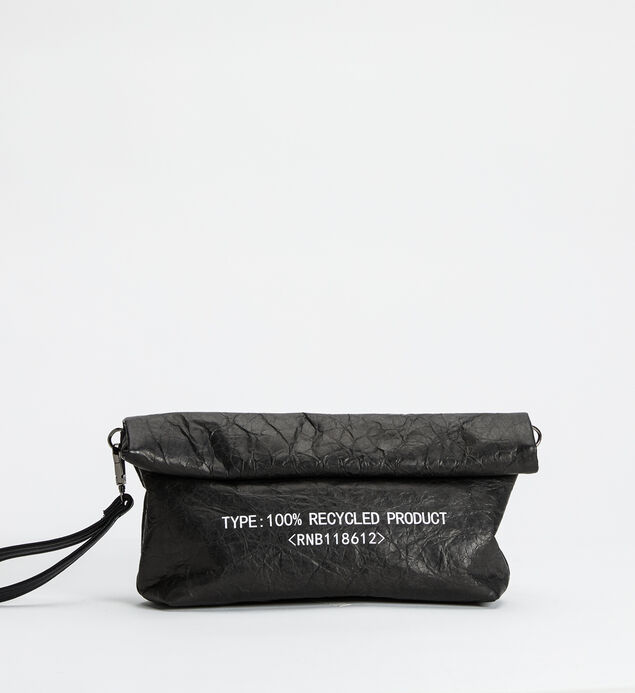 Recycled Paper Convertible Crossbody